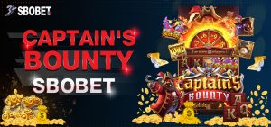 สล็อต Captain's-Bounty เกมที่สามารถรับคูณ 5 เท่าเมื่อเข้าเล่นสล็อตออนไลน์