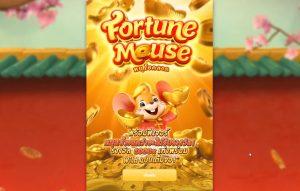 PGสล็อต Fortune Mouse เกมสล็อตออนไลน์แตกง่าย บนเว็บ SBOBET