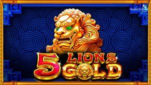 เกมสล็อตออนไลน์สิงโต 5 หัว นำโชค