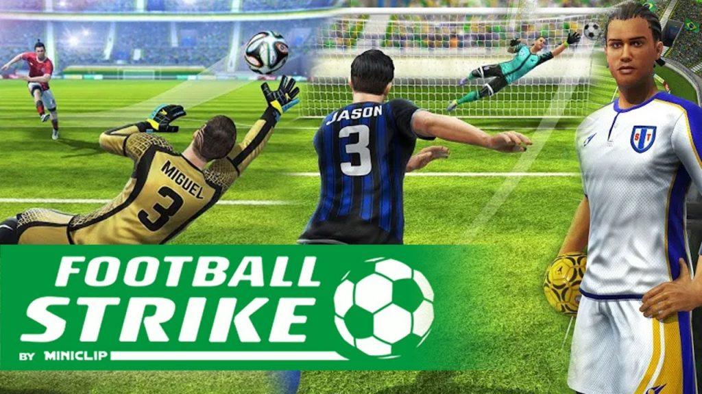 Football Strike เกมทายผลประตูฟุตบอล ได้เงินจริงจาก SBOBET
